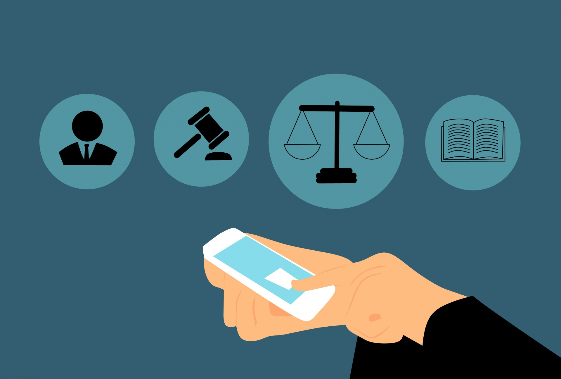 4 Ways Innovative Technologies Are Transforming the Legal Hemisphere