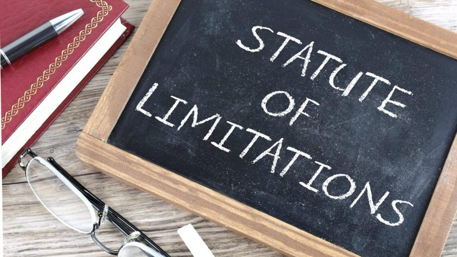 Statute of Limitations: The Maximum Timeframe in Which Legal Proceedings Can Be Initiated