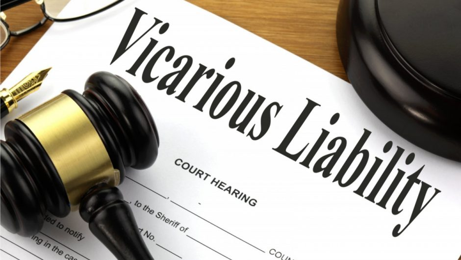 Understanding Negligence: What Is Vicarious Liability and When Does It Occur?