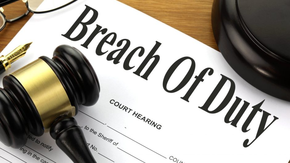 Breach of Duty and 3 Other Elements of a Negligence Case